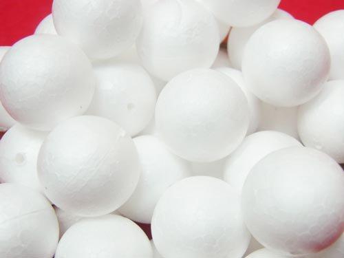 手芸用 スチボール 発泡スチロールボール 200mm 1個入 【参考画像2】