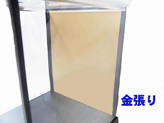 ホビーケース・透明ケース・人形ケース 24cm角 【参考画像2】