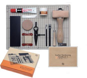 SEIWA 革手縫い工具 基本12点セット