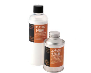 SEIWA エナメル下地剤 250ml エナメル光沢剤用