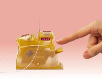デスクスレダー クロバー卓上型糸通し器・糸通し 10-517