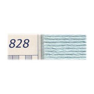 5番 刺繍糸 DMC 828