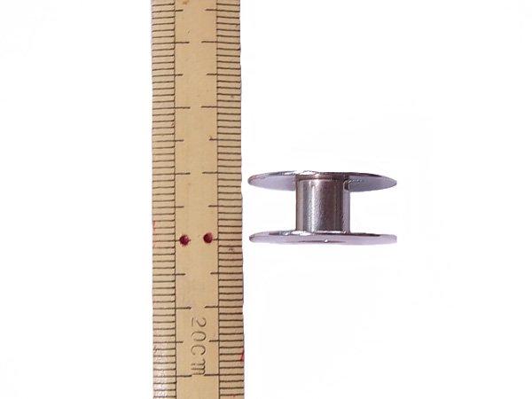 お徳用 職業用ボビン・工業用ボビン 高さ9.0mm 【参考画像2】