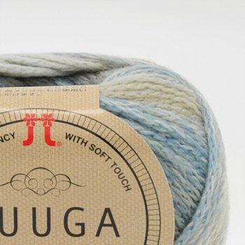 ハマナカ毛糸 フーガ 1袋10玉入 色番 2