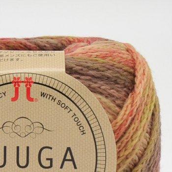 ハマナカ毛糸 フーガ 1袋10玉入 色番 5