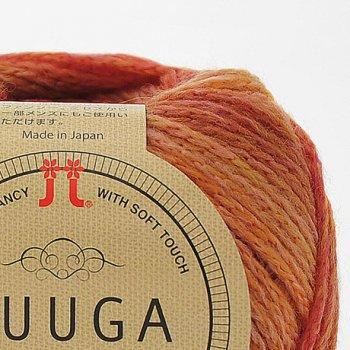 ハマナカ毛糸 フーガ 1袋10玉入 色番 16