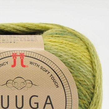 ハマナカ毛糸 フーガ 1袋10玉入 色番 12