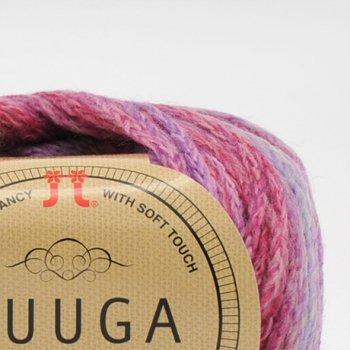 ハマナカ毛糸 フーガ 1袋10玉入 色番 13