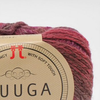 ハマナカ毛糸 フーガ 1袋10玉入 色番 6