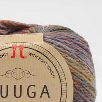 ハマナカ毛糸 フーガ 1袋10玉入 色番 9