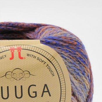 ハマナカ毛糸 フーガ 1袋10玉入 色番 14