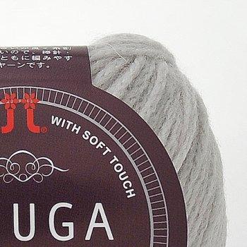 ハマナカ毛糸 フーガ ソロカラー 1袋10玉入 色番 102