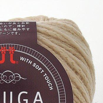 ハマナカ毛糸 フーガ ソロカラー 1袋10玉入 色番 103