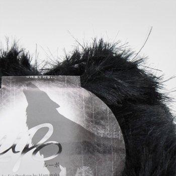 ■長期品切れ■ ハマナカ毛糸 ルーポ 1袋5玉入 色番 8