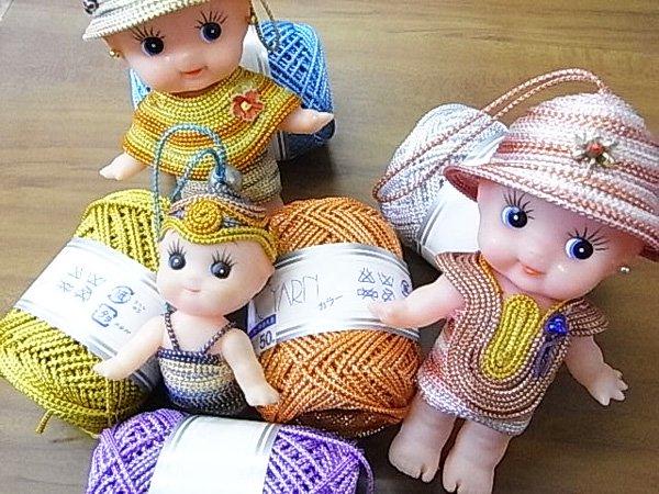 キューピー人形 手芸用 【参考画像4】
