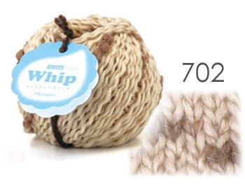 オリムパス毛糸 メイクメイク ホイップ col.702