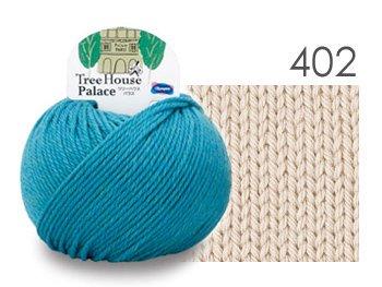 オリムパス毛糸 ツリーハウス パラス col.402