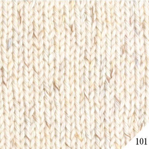 オリムパス毛糸 はじめてウール col.101 【参考画像1】
