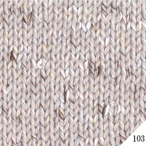 オリムパス毛糸 はじめてウール col.103 【参考画像1】