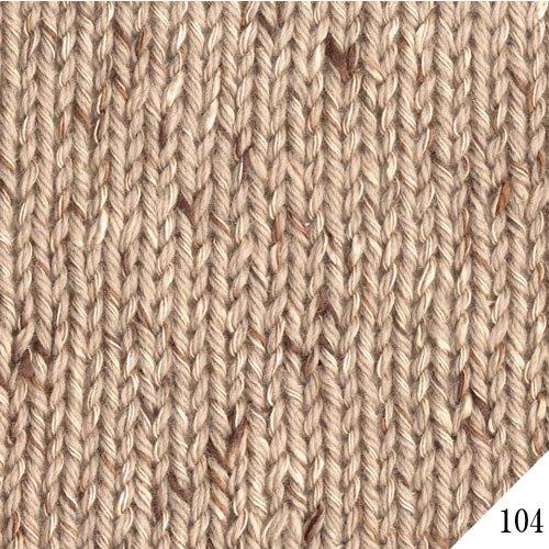 オリムパス毛糸 はじめてウール col.104 【参考画像1】