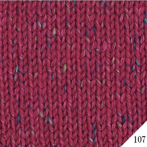 オリムパス毛糸 はじめてウール col.107 【参考画像1】