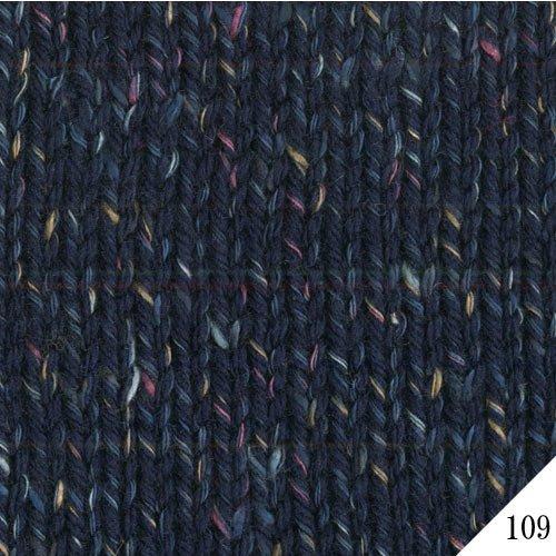 オリムパス毛糸 はじめてウール col.109 【参考画像1】