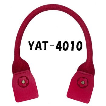 イナズマ アクリルテープ&合成皮革 持ち手 手さげタイプ YAT-4010
