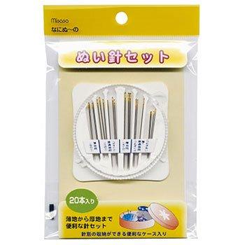 ミササ なにぬーの ぬい針セット No.6304