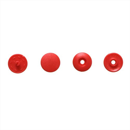 サンコッコー ワンタッチプラスナップ 13mm レッド 6組入 SUN17-32【3袋セット】 【参考画像2】