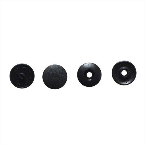 サンコッコー ワンタッチプラスナップ 13mm ブラック 6組入 SUN17-35【3袋セット】 【参考画像2】