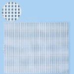 【4977444539471】ハマナカ キャンバス スノー H202-226-7 5枚セット