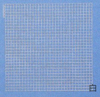 【4977444409576】ハマナカ あみあみモチーフ 大 白 H202-246-1 10枚セット