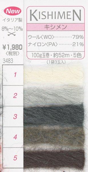 ■廃番■ 【4522017450358】リッチモア毛糸 キシメン col.2 【参考画像2】