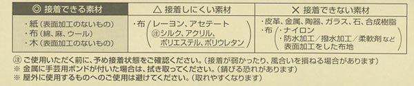 クロバー ボンド 手芸用 60g入 58-401 【参考画像4】