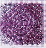 パナミ メタリックヤーン ルビー col.519
