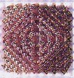 パナミ メタリックヤーン ルビー col.520