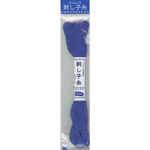オリムパス 刺し子糸 col.23 20m