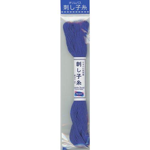 オリムパス 刺し子糸 col.23 20m 【参考画像1】