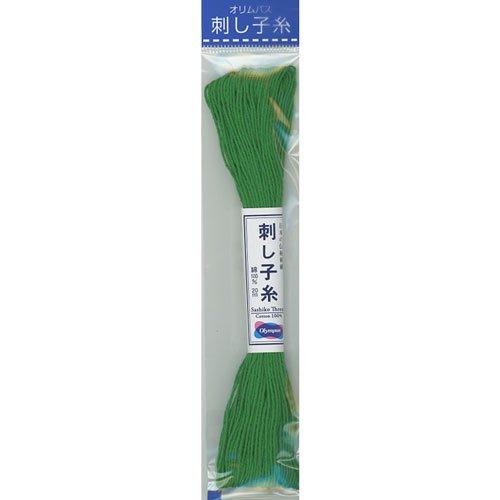 オリムパス 刺し子糸 col.26 20m 【参考画像1】