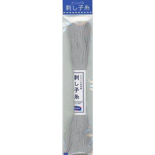 オリムパス 刺し子糸 col.28 20m 【参考画像1】