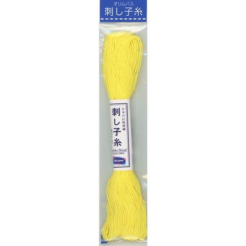 オリムパス 刺し子糸 col.29 20m 【参考画像1】
