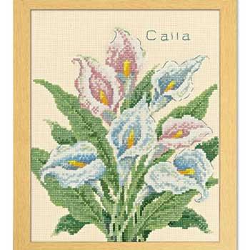 オリムパス 刺繍キット カラー 7503