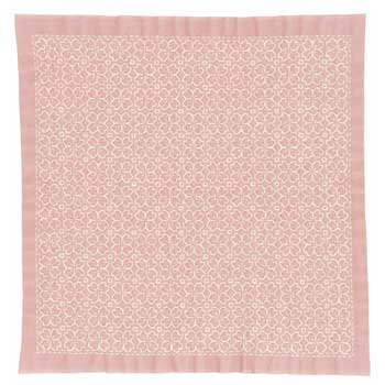 オリムパス 花ふきん 桜の花 淡ピンク