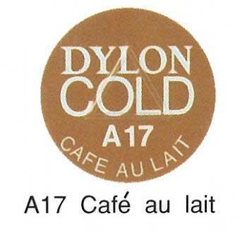 ■廃番■ 水で染める染料・布用 ダイロン コールド A17 カフェオレ
