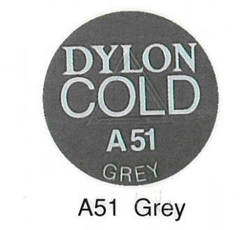 ■廃番■ 水で染める染料・布用 ダイロン コールド A51 グレイ