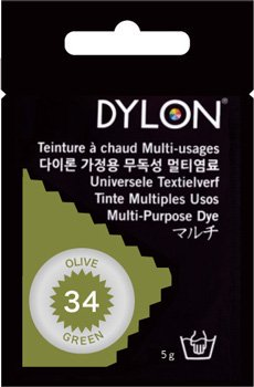 ■品切れ■ 購入不可 ダイロンマルチカラー 34 オリーブグリーン