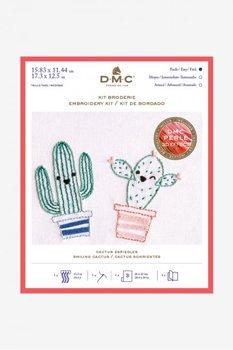 DMC 刺繍キット SMILING CACUTUS スマイルサボテン TB145