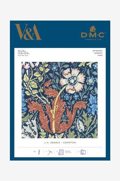 DMC クロスステッチキット コンプトン ジョン・ヘンリー・ダール C119K/77 【参考画像1】