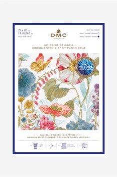 DMC クロスステッチキット RAINBOW SEEDS FLOWERS I BL1166/76