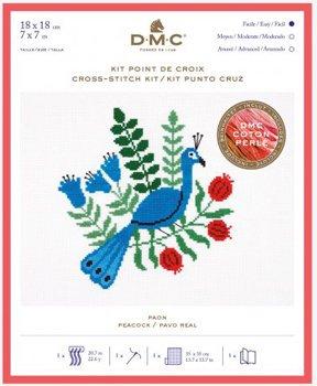 DMC クロスステッチキット PEACOCK BK1780